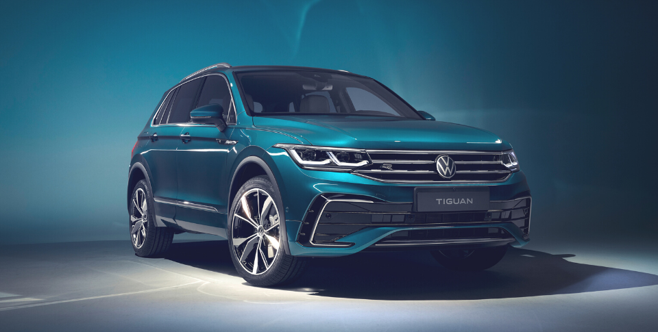 <p><strong>Uus Tiguan</strong>. Tellimine on alanud</p>